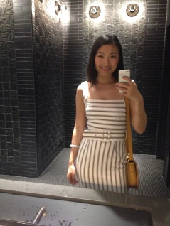 Dress from Zara, 2014